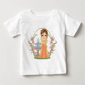 Pretty Orange Faery Pixel Art T-shirts