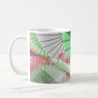 Pretty Parasol Mug