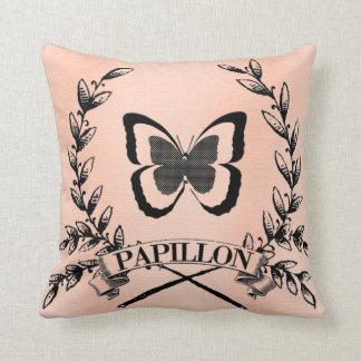 Pretty Paris French Papillon Pillow
