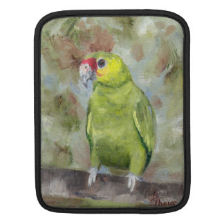 Pretty Parrot III iPad Sleeve