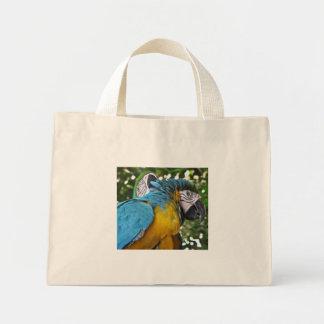 Pretty Parrots Tote Bag
