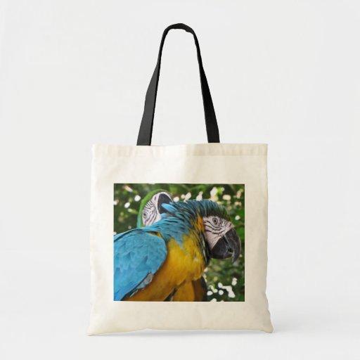 Pretty Parrots Bag