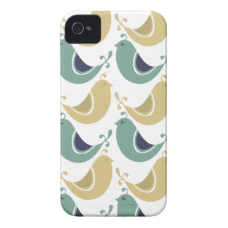 Pretty Partridges Patterned Case-Mate ID™ iPhone 4