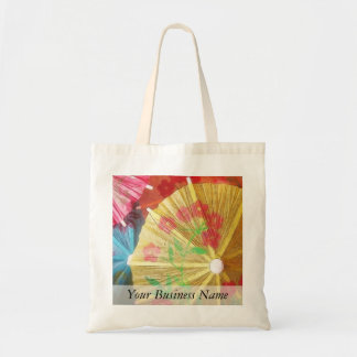 Pretty Party Parasols Budget Tote Bag