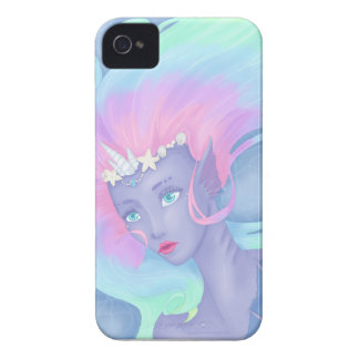 pretty pastel mermaid iPhone 4 Case-Mate cases