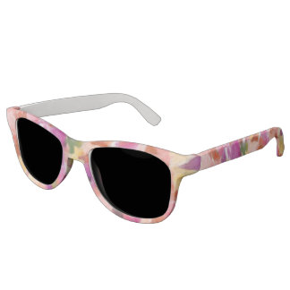 Pretty Pastel Sunglasses in Moody Blooms