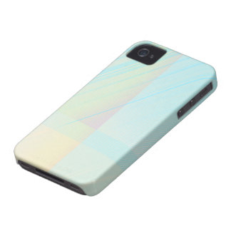 Pretty Pastels - Pale Colored Abstract iPhone 4 Cases
