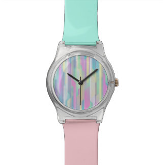 Pretty Pastels Watch