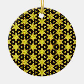 Pretty Pattern 02 Christmas Tree Ornaments