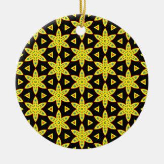Pretty Pattern 05 Christmas Tree Ornaments