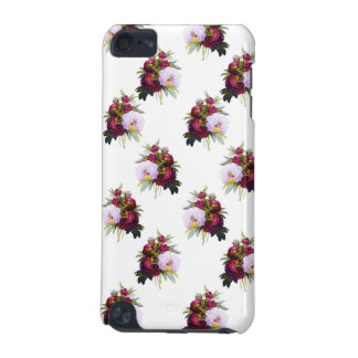 Pretty Peonies Pattern iPod Touch 5G Cases