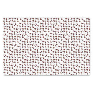 Pretty Peonies Pattern Tissue Paper