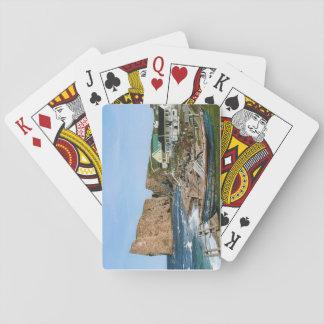 Pretty Percé Playing cards