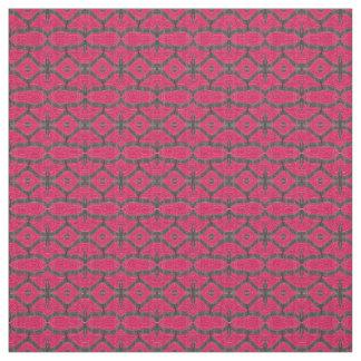 Pretty pink black pattern