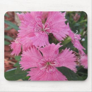 Pretty Pink Blooms Mousepad