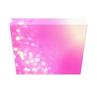 Pretty Pink Canvas Art