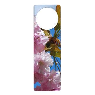 Pretty Pink Cherry Tree Door Knob Hanger