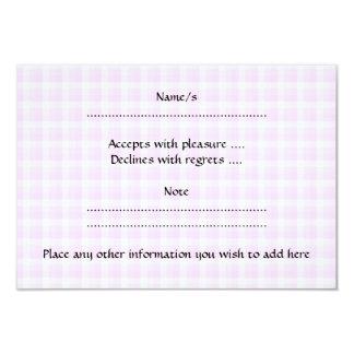 Pretty Pink Cupcake. 9 Cm X 13 Cm Invitation Card
