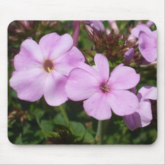 Pretty Pink Flowers Mouse Pad