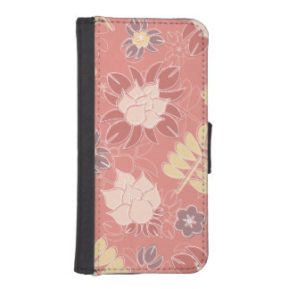 Pretty Pink Girly Floral