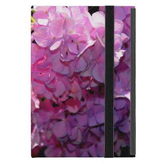 Pretty Pink Hydrangeas iPad Mini Cover