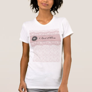 Pretty Pink Lace T-Shirt