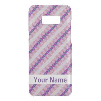 Pretty Pink Purple Pattern Design Get Uncommon Samsung Galaxy S8 Plus Case