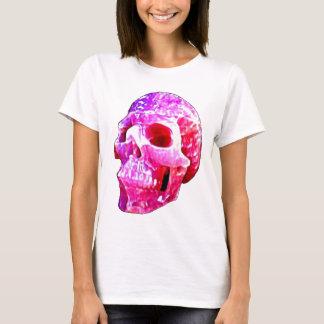Pretty Pink Skull T-shirt