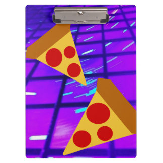 Pretty Pizza Clipboard