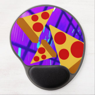 Pretty Pizza Gel Mouse Pad