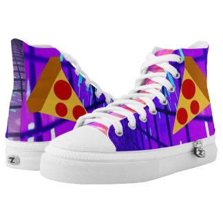 Pretty Pizza High Tops