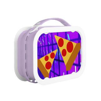 Pretty Pizza Lunch Box