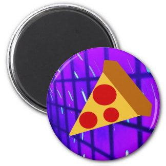 Pretty Pizza Magnet