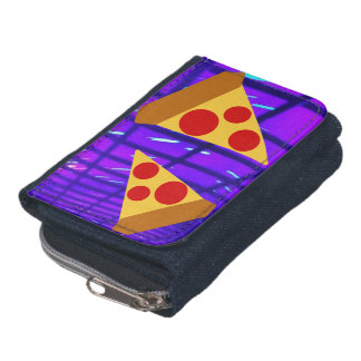 Pretty Pizza Wallet