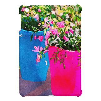 Pretty Plant Pots iPad Mini Cover