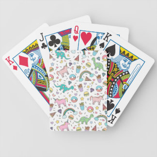 Pretty Please With Sprinkles On Top Bicycle Playing Cards