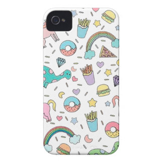 Pretty Please With Sprinkles On Top iPhone 4 Cases