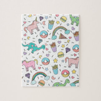 Pretty Please With Sprinkles On Top Jigsaw Puzzle