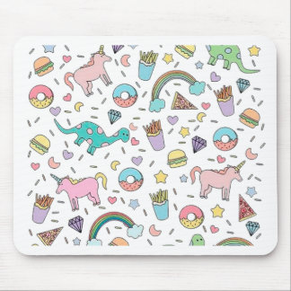 Pretty Please With Sprinkles On Top Mouse Pad