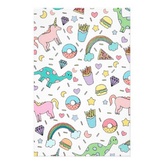 Pretty Please With Sprinkles On Top Stationery