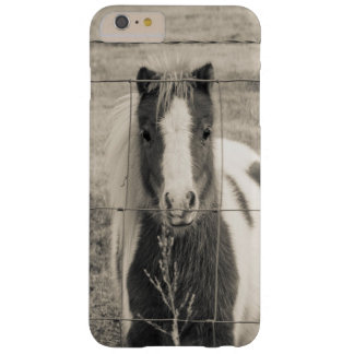 Pretty Pony Barely There iPhone 6 Plus Case