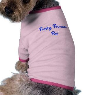 Pretty Precious T's Doggies Pet Tshirt