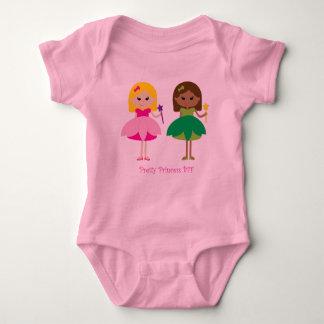 Pretty Princess BFF (Best Friends Forever) Baby Bodysuit