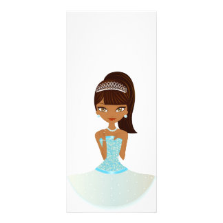 Pretty Princess Rack Card