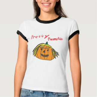 Pretty Pumpkin T-Shirt