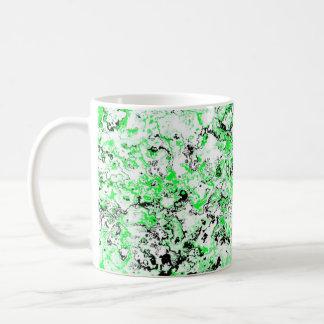 Pretty Punk Green Designer Mug