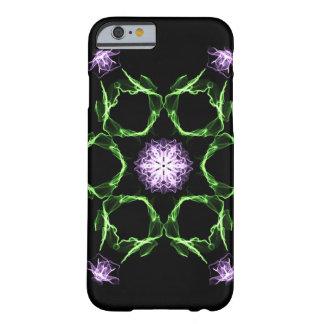 Pretty purple flower light art case