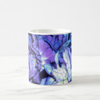 Pretty Purple Flowers Mug