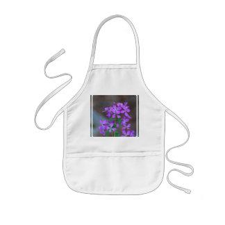 Pretty Purple Phlox Flowers Aprons
