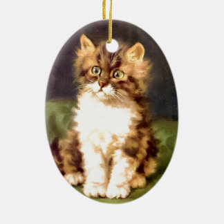 Pretty pussy ornaments